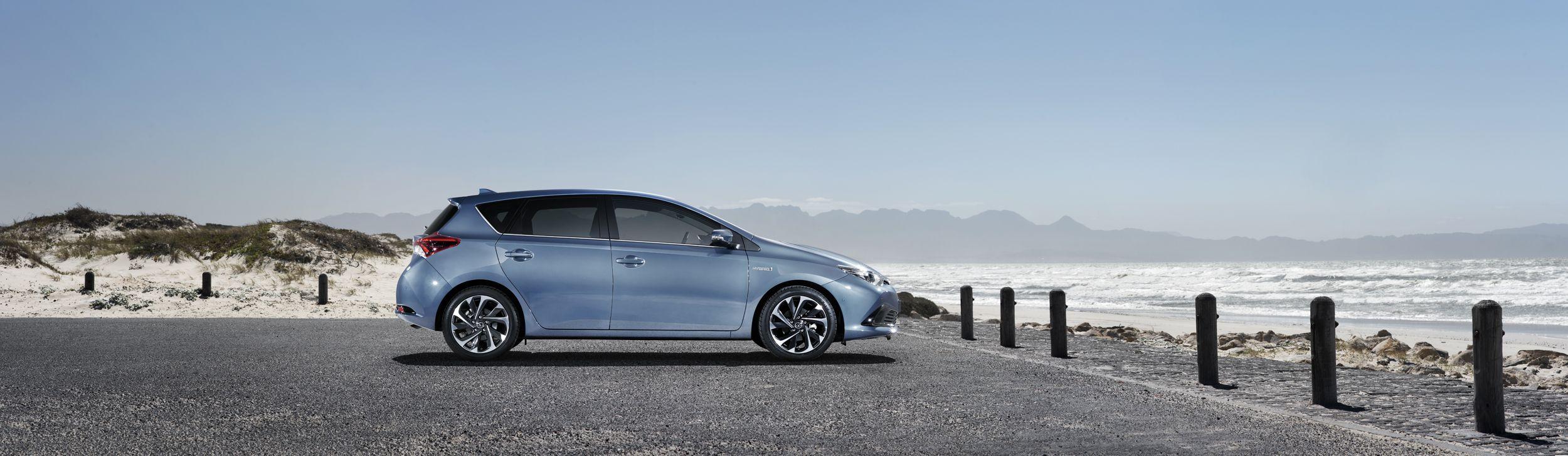 Conheca As Imagens Do Novo Toyota Auris Divulgado No Salao Internacional Do Automovel De Genebra 2015 Disenos De Unas