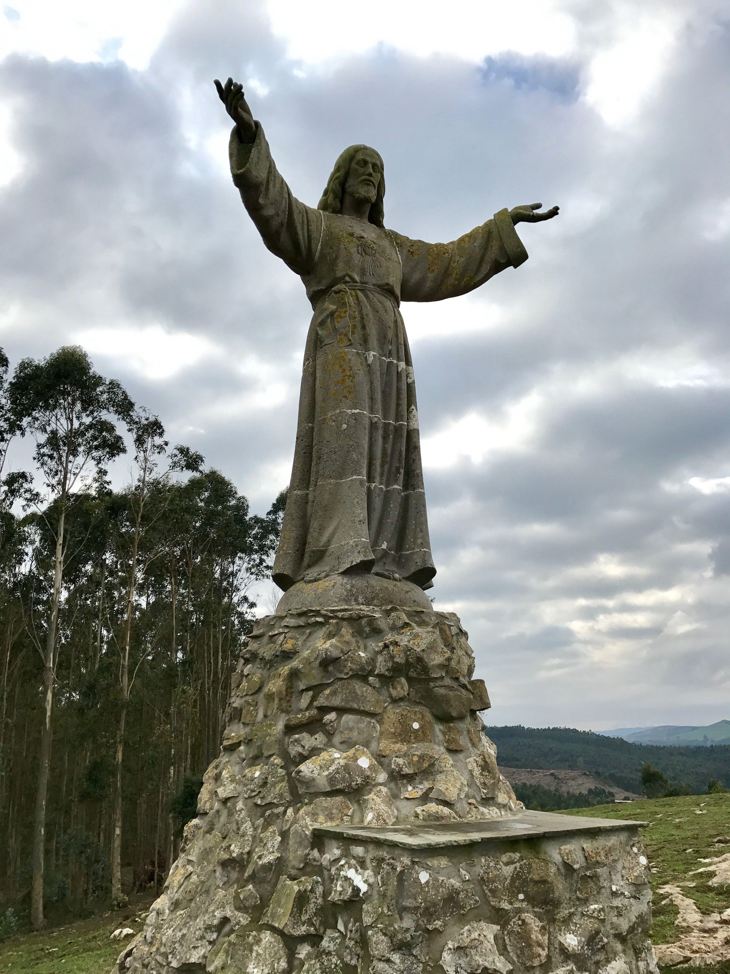El Cristo de Oreña