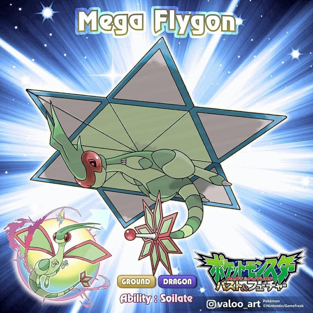 Mega Flygon by Valo Sanc (@valoo_art) | Pokemon fusion art, Pokemon art,  Pokemon