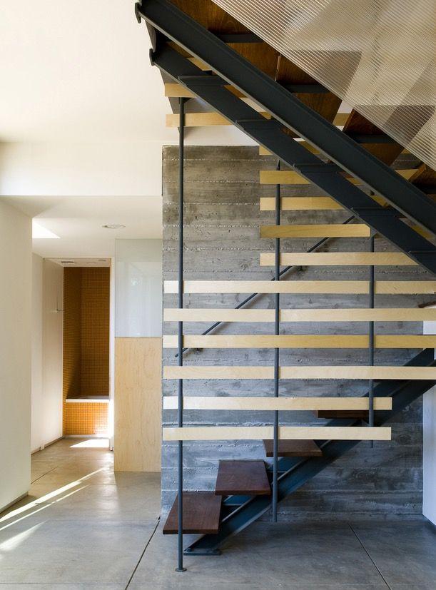 s lection de garde corps design pour escalier escalier. Black Bedroom Furniture Sets. Home Design Ideas