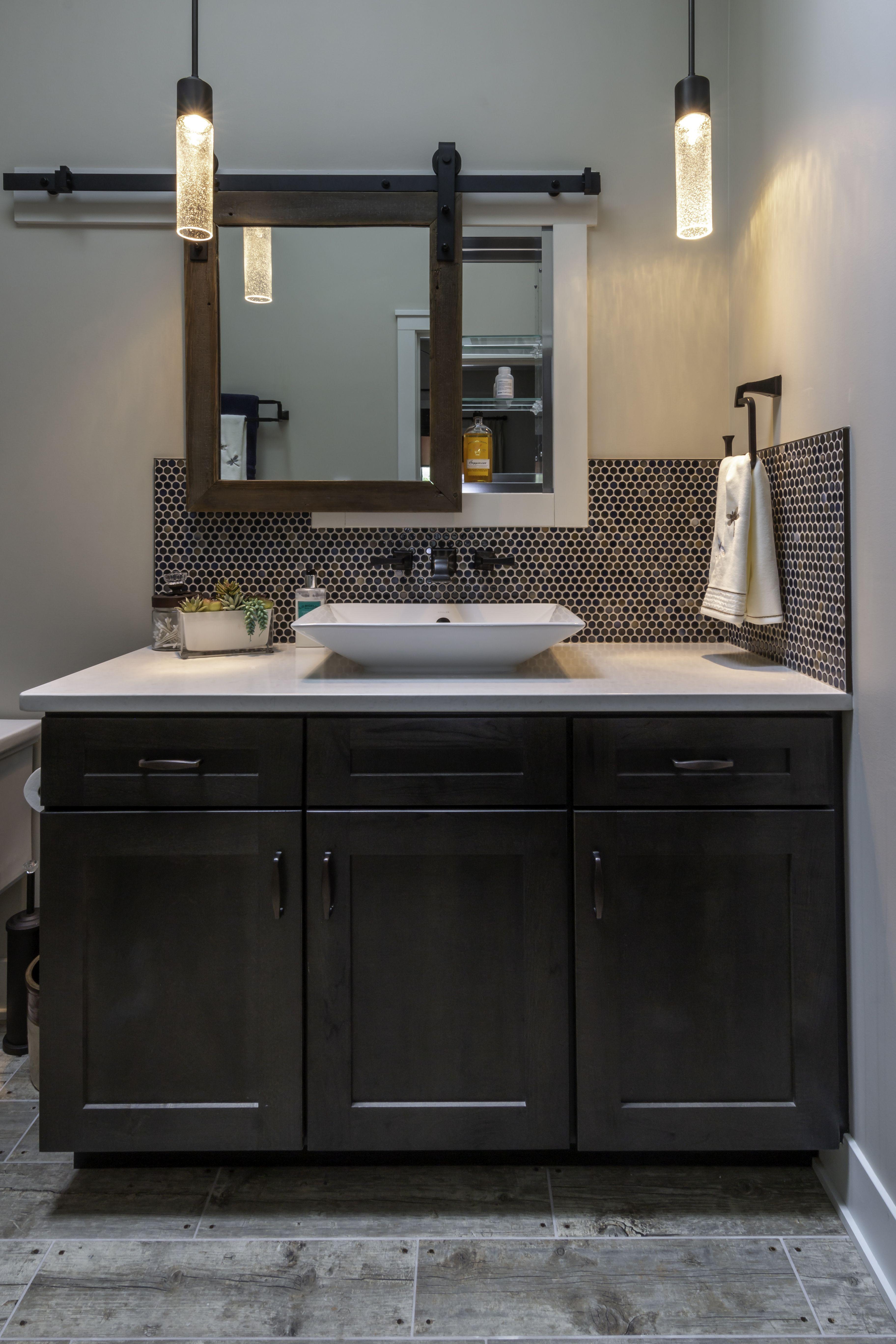 35+ Modern farmhouse bathroom recessed medicine cabinet model