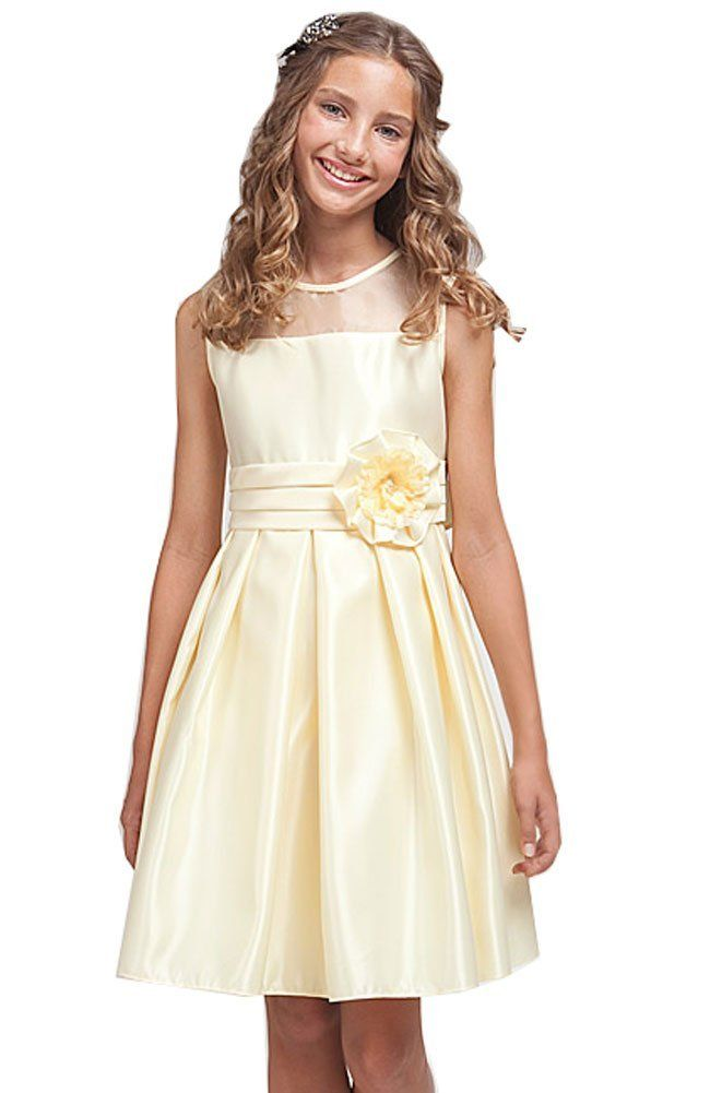 9f9734778db5 girl dresses 7-16 | Easter Dresses For Girls 7-16 would be really pretty in  the right color for the older flower girl