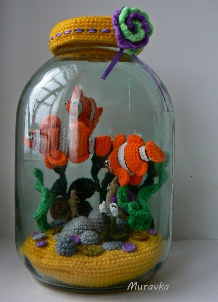разноцветное счастье вязаные игрушки Cute Crochet Pinterest
