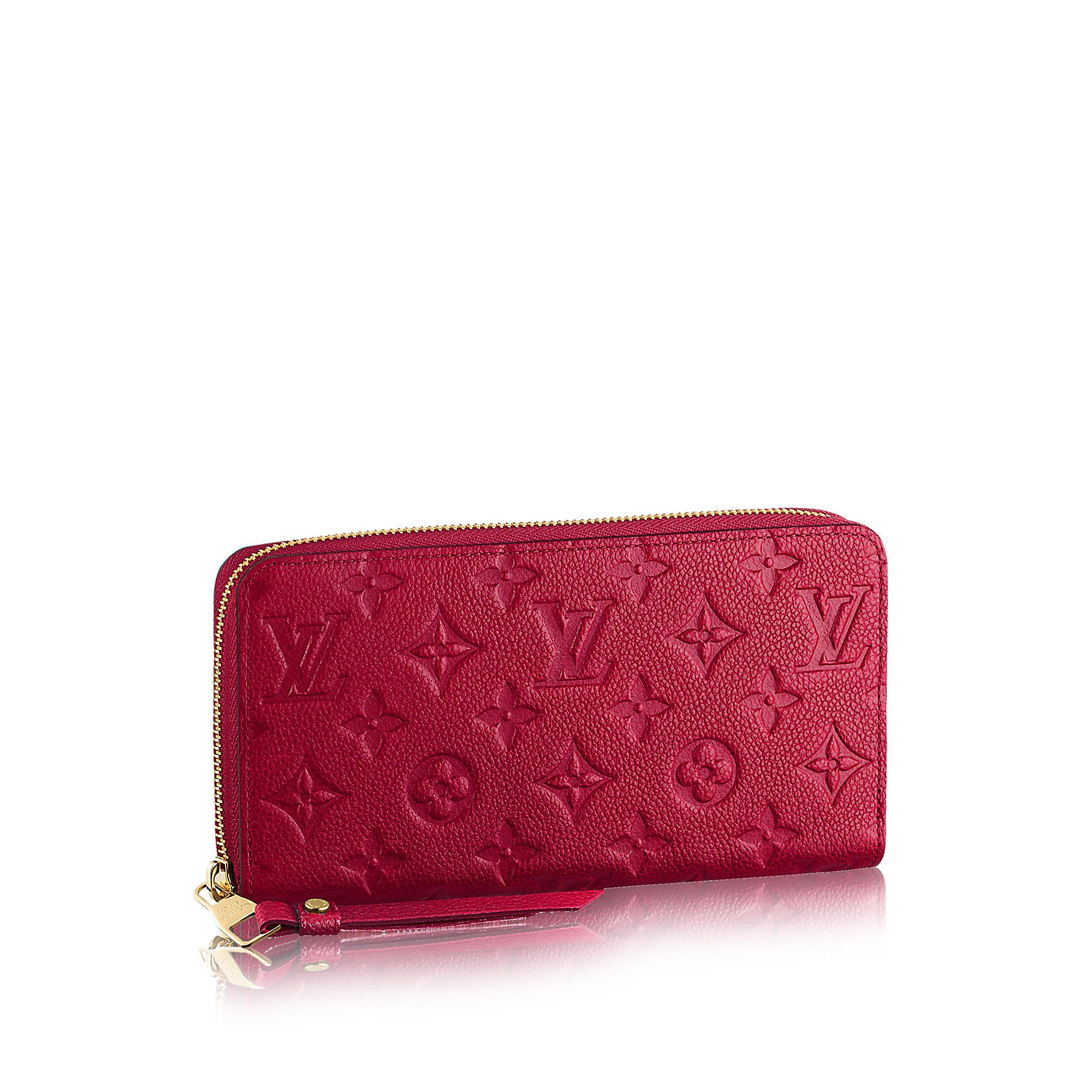 Discover Louis Vuitton Zippy Wallet via Louis Vuitton $1,050