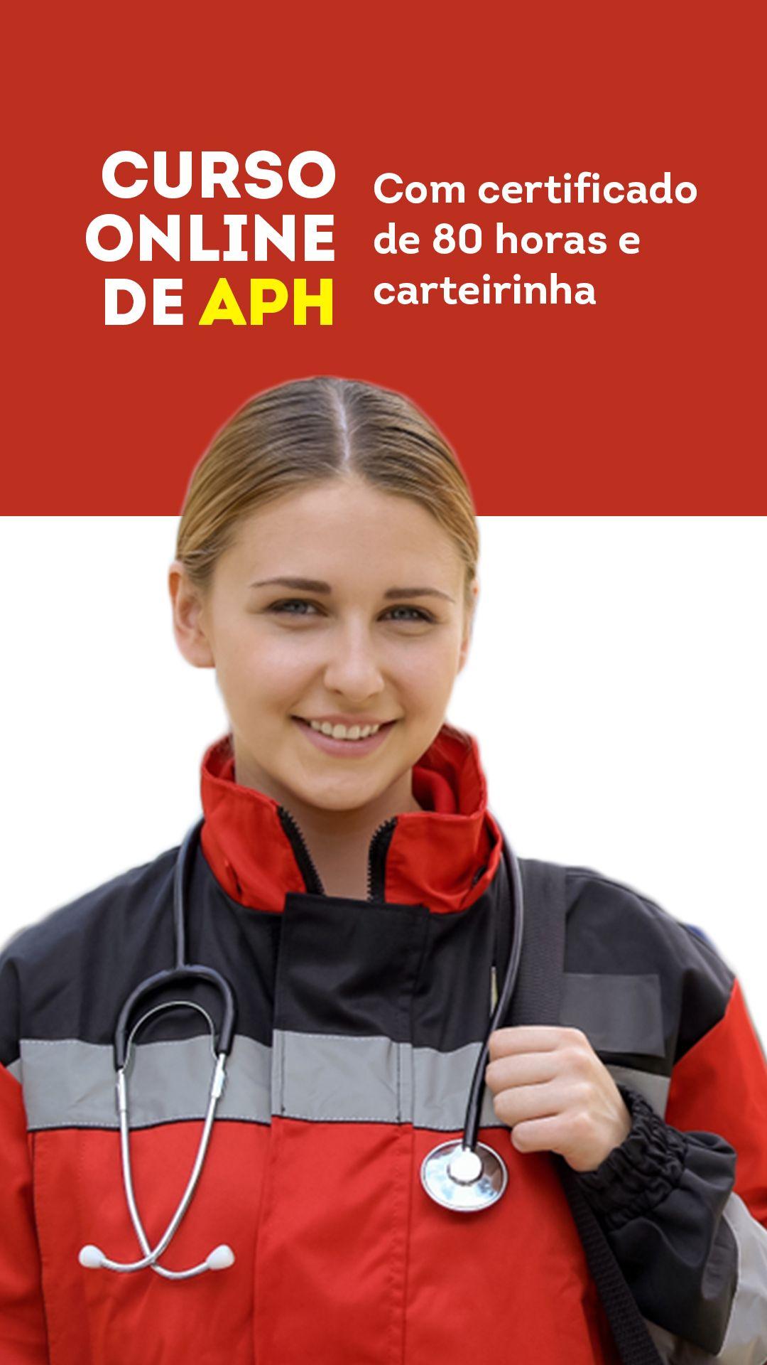 curso gratuito online aph