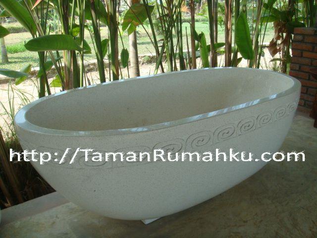 Beautiful Terrazzo Bathtub