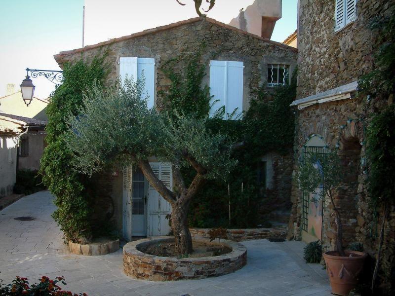 Gassin France Peintures Pinterest France et Peinture - peinture de facade maison