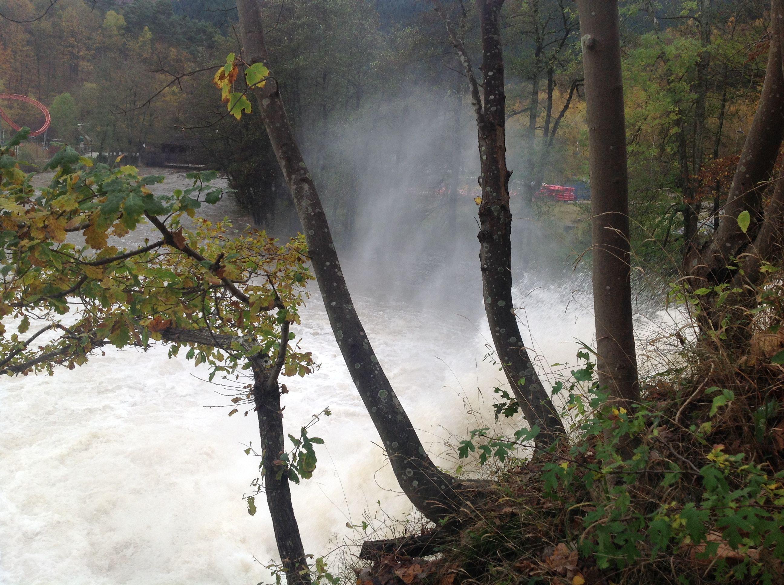#Watervallen van Coo, #Coo
