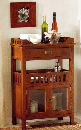 Mueble bar colonial borneo mueble bar muebles r sticos for Mueble bar rustico