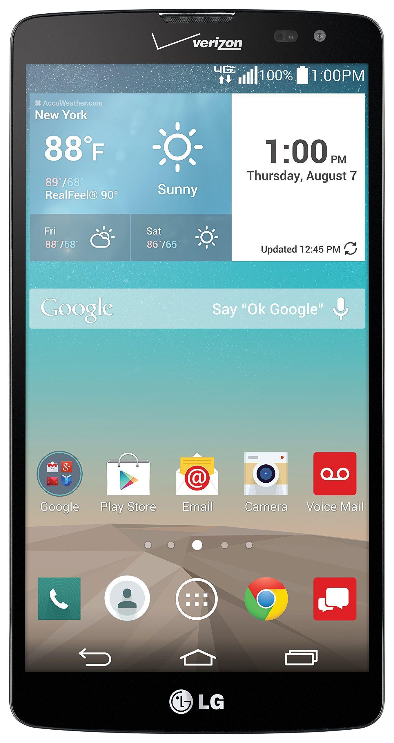 LG G Vista (Verizon Prepaid) | Outlet | Android smartphone