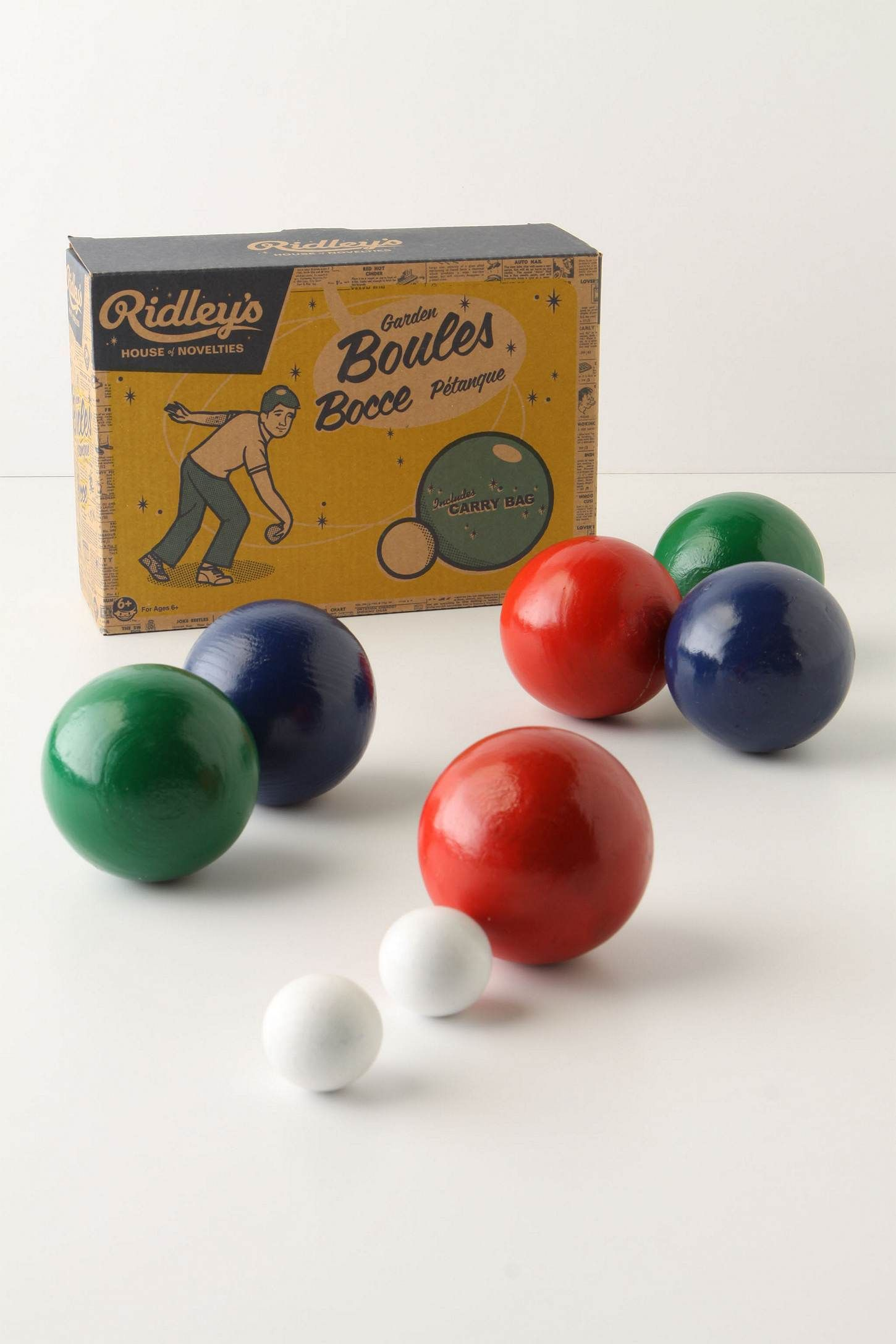 Kassie Dotlich we need this bocce ball set for the summer
