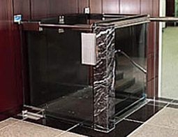 Commercial Wheelchair Lift