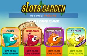 slotsgardencasino offers no max bonus offers freespins slots garden casino is offering you a great way to check out the games thanks to four unique no - Slots Garden Casino