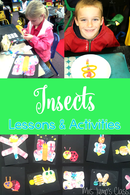 Mrs Jump's class: Insect Learning Fun, Freebies and a Sale!