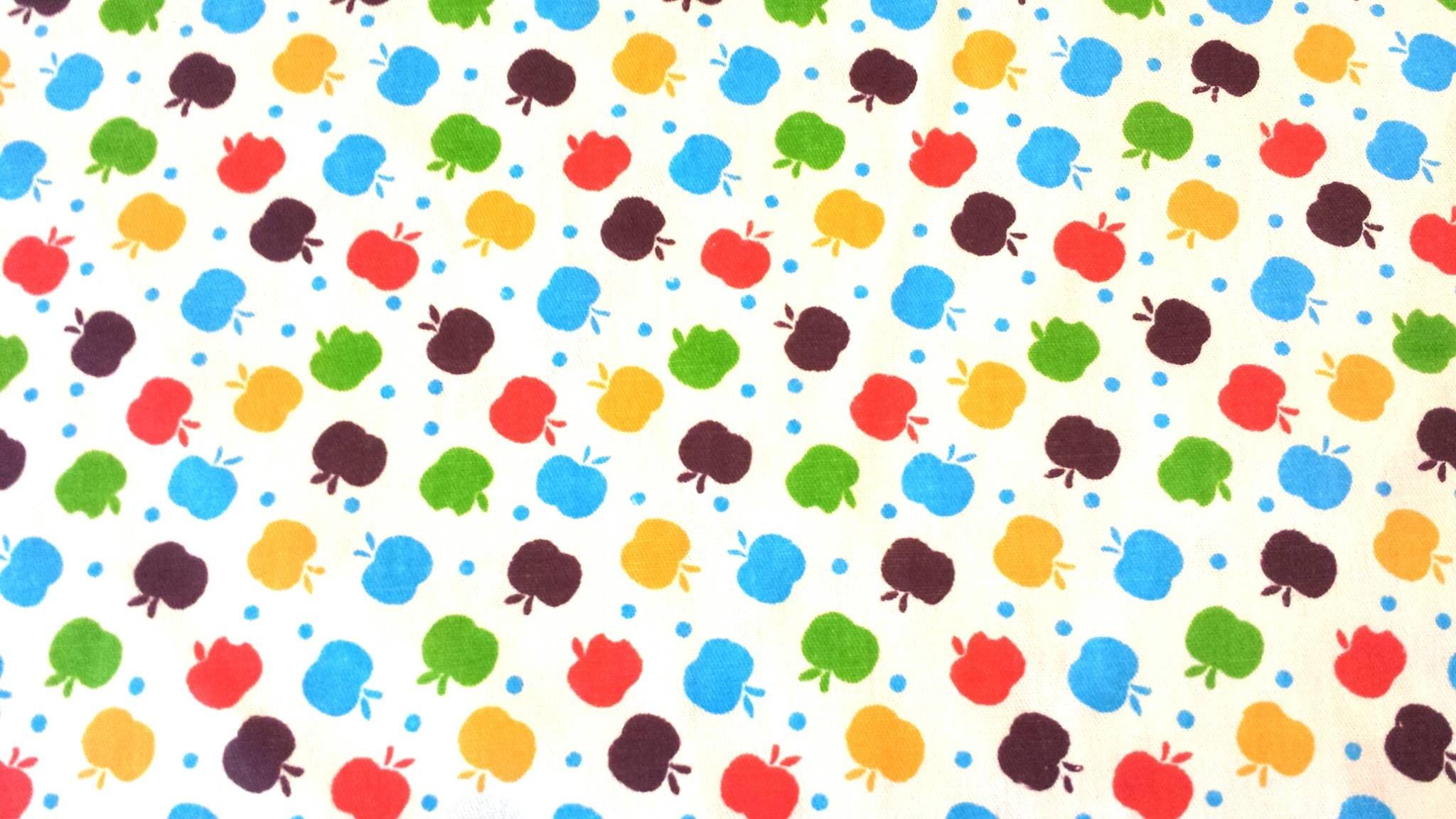 Fabric Apples! Aviable on www.diyswonderland.com