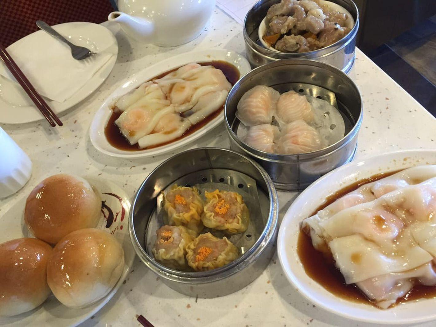 Where To Find Dim Sum In Las Vegas Dim Sum Chinese Restaurant Food