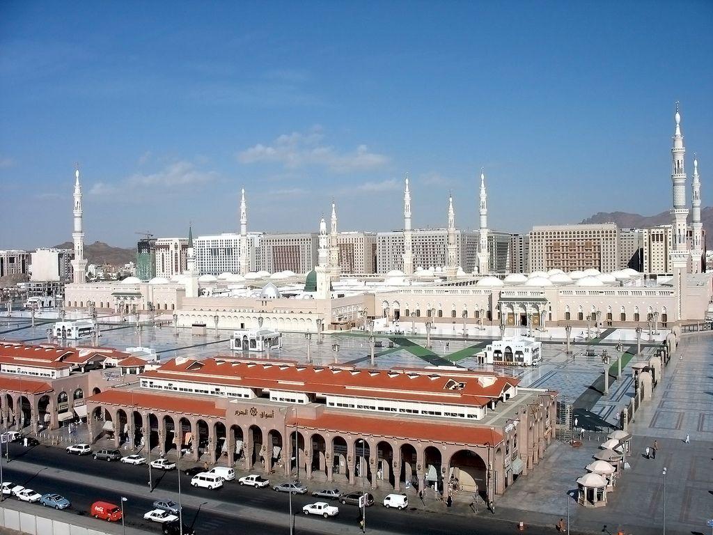 Arabia Saudi Modera El Islam Flight Offers Airfare 2nd City