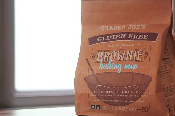 here there gluten free brownie mix trader joes gluten free wheat free recipes pinterest