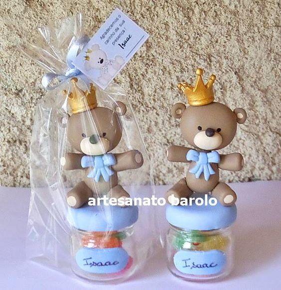 Foto 1 - 30 Kit Aromatizador + sacolinha Lembrancinha de Maternidade /  Lembrancinhas Chá de Bebê