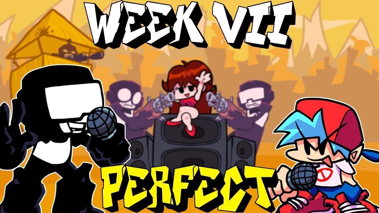Friday Night Funkin' - Perfect Combo Week 7 - FREE