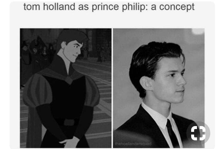 Can we do a Sleeping Beauty live action with him as Prince