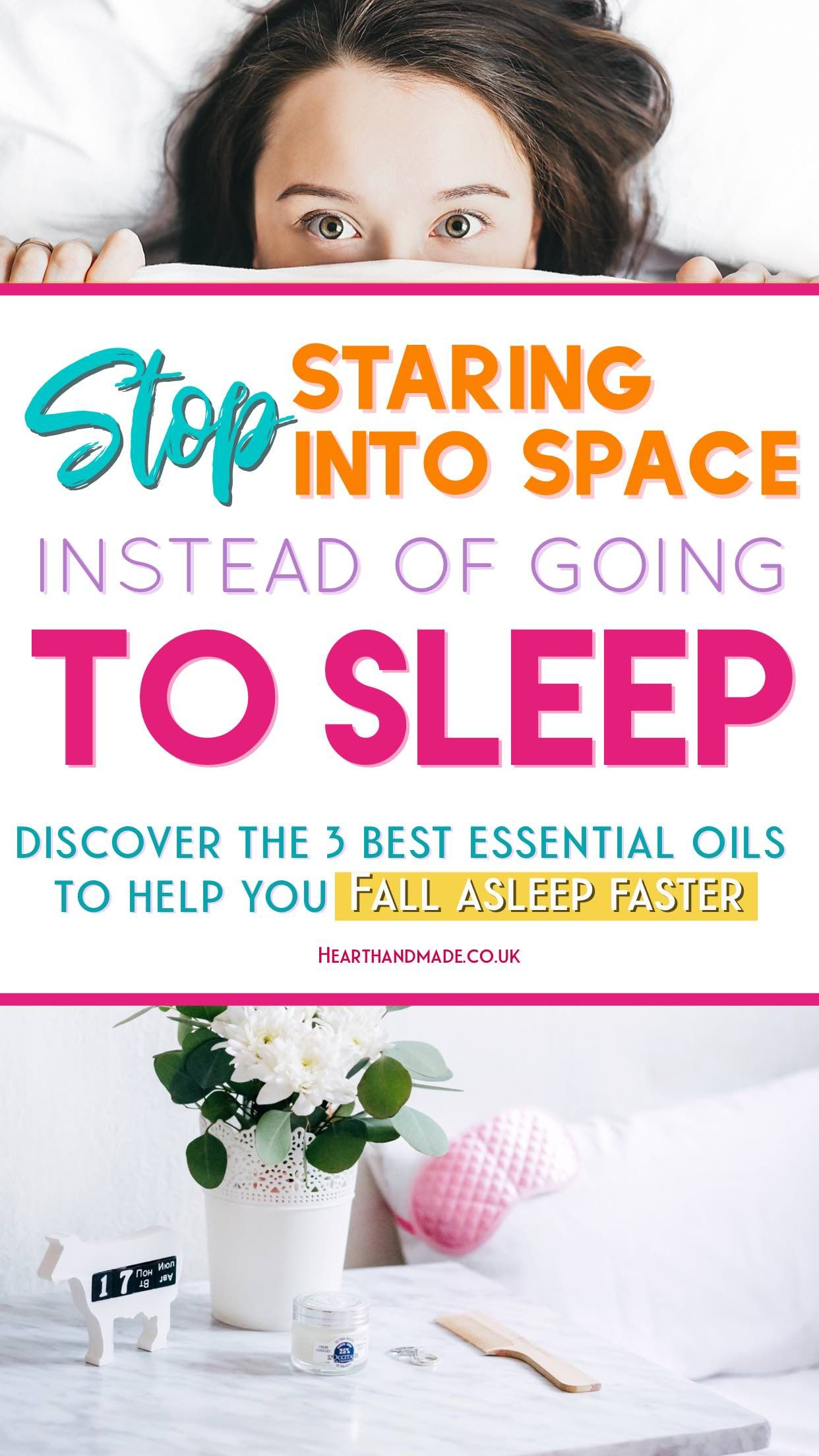 Want To Know The 3 Best Essential Oils For Sleep