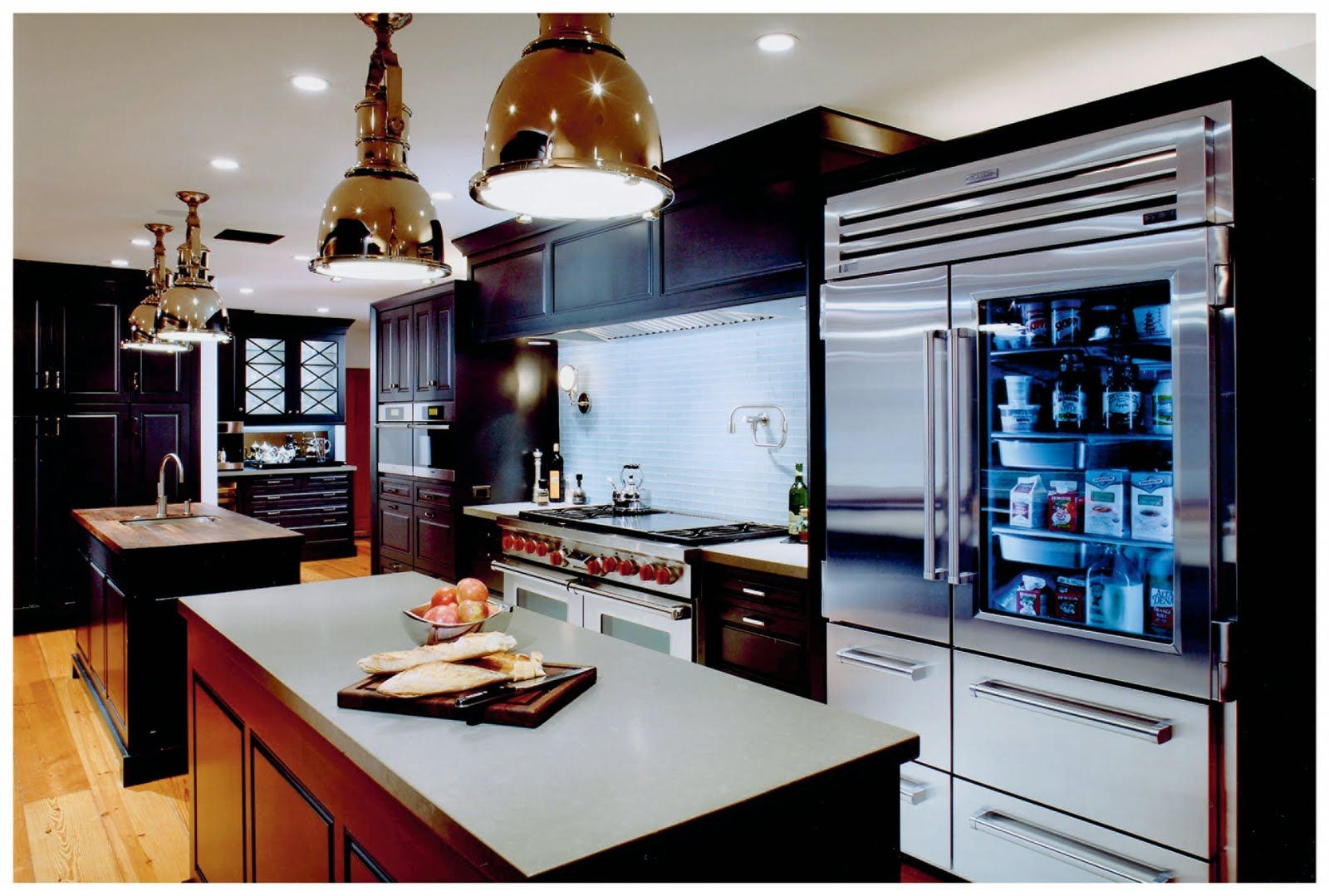Sub Zero & Wolf Appliances Long Island Showroom Ovens