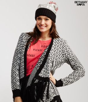 C est La Vie Pom Beanie - It features a super-soft knit construction ... d91f4712f379