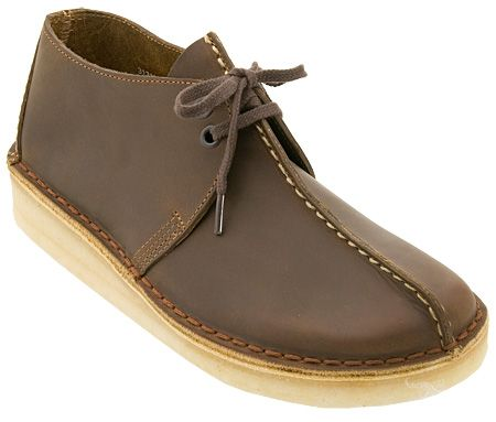 27fa2447 Clarks Originals Desert Trek Womens in Beeswax Leather from ...