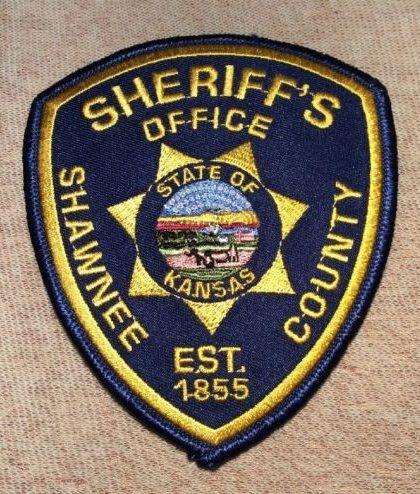 Shawnee County Sheriff Ks Police Patches Shawnee Badge