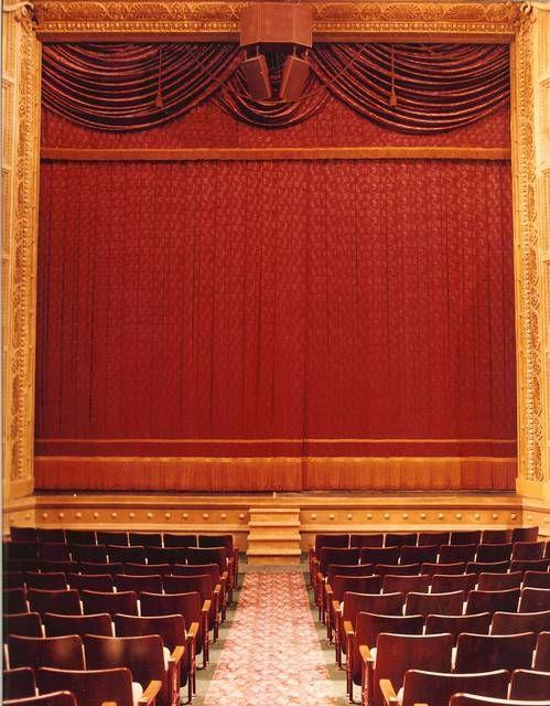Portfolio Theater Architecture Architecture Portfolio