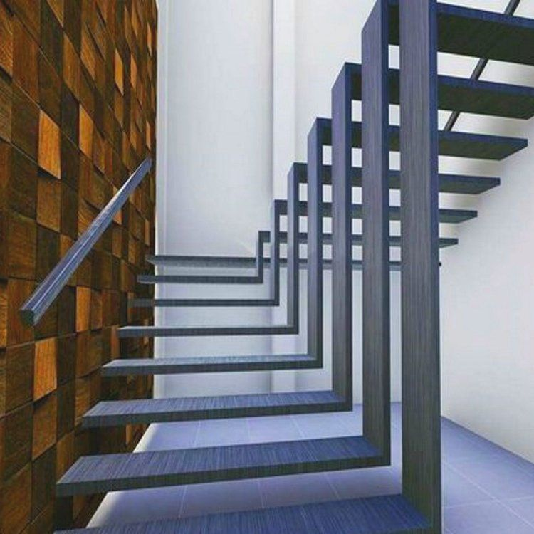 14 Staircases Design Ideas: 80 Examples Of Creative Architecture