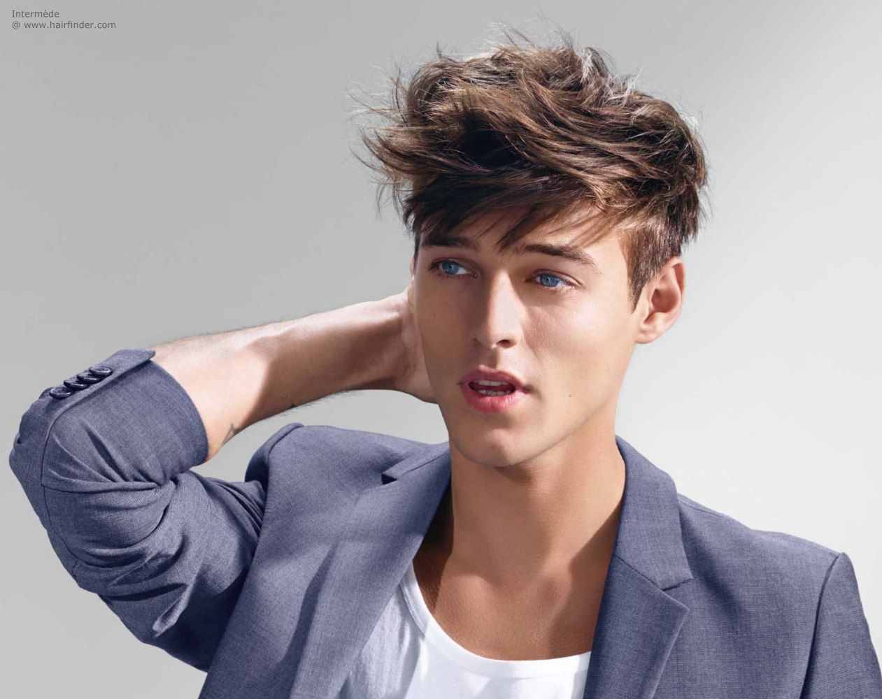 Messy haircuts men  marvelous messy hairstyles for men hairstyles short