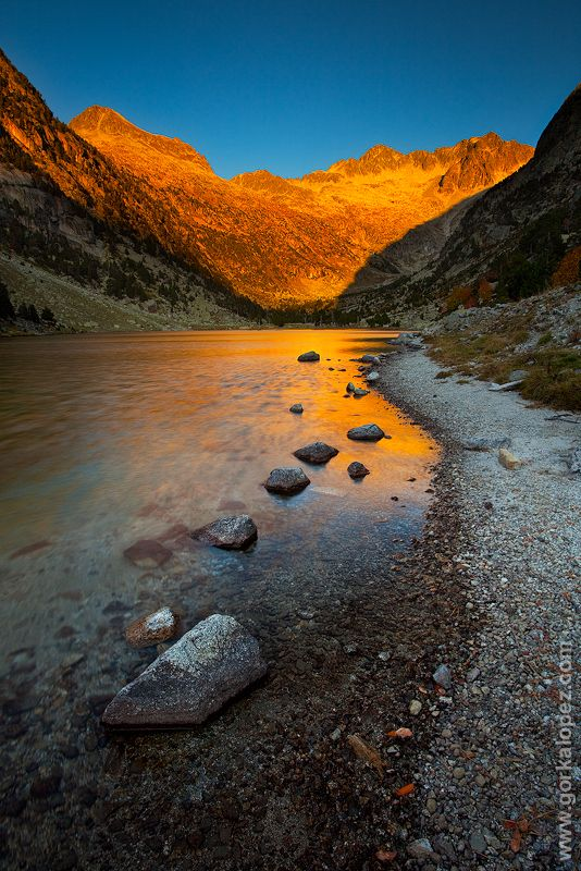 Caramel Besiberris, Pirineos
