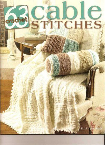 63crochetcablestitches - Luana Hughes - Picasa Webalbumok | Books ...