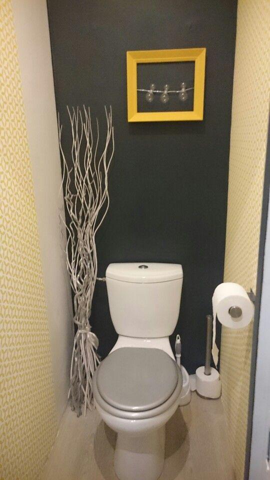 relooking d 39 un wc d co pinterest relooking deco wc et d co. Black Bedroom Furniture Sets. Home Design Ideas