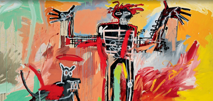Image result for basquiat painting