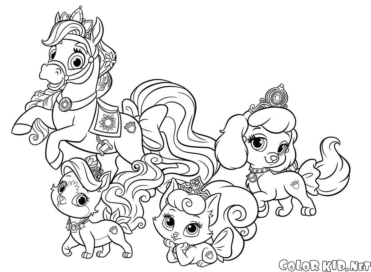 Animali Disney Da Colorare.Disegni Da Colorare Animali Disney Disegnare Animali Animali Disegni Da Colorare