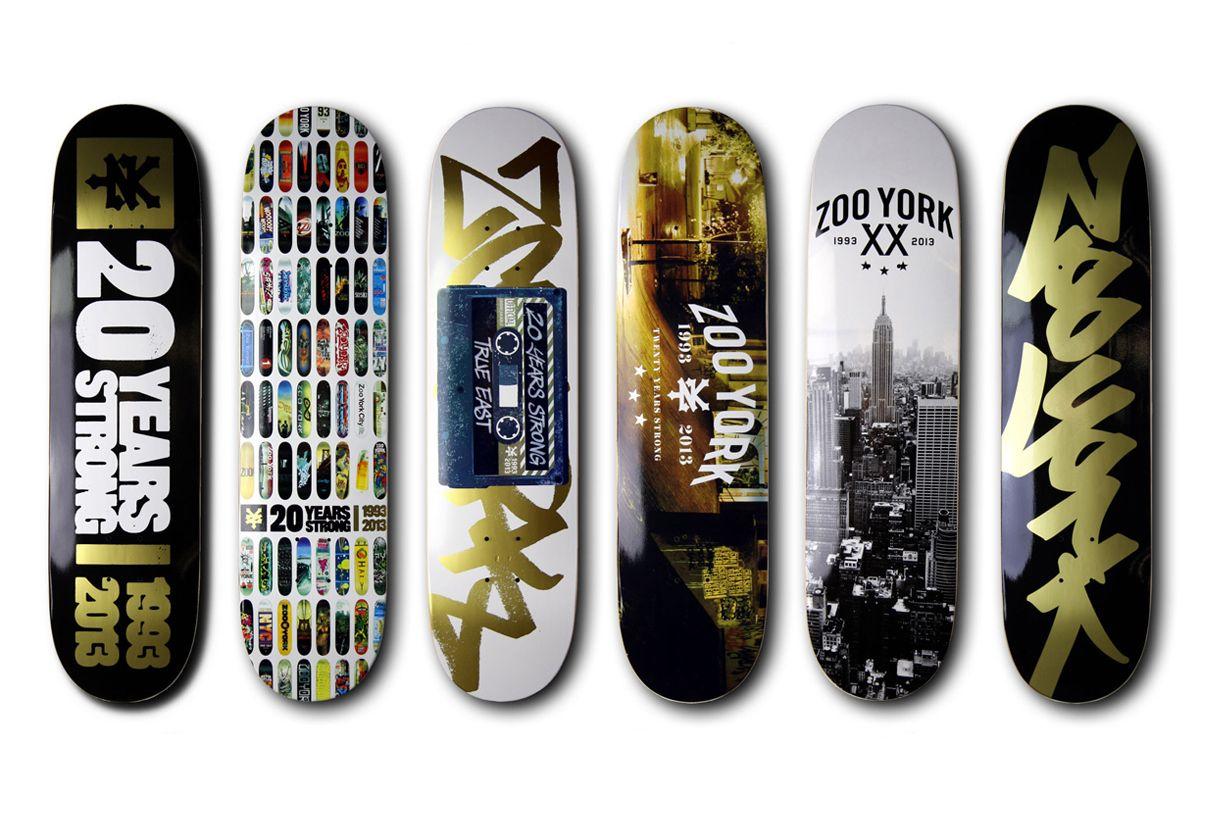 zoo york skateboard decks