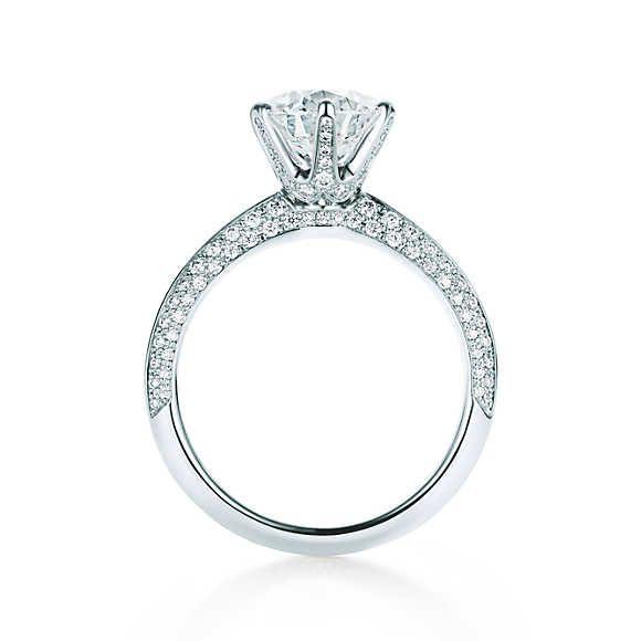 31c1392560bab Anéis de noivado - Conheça a coleção de anéis de noivado