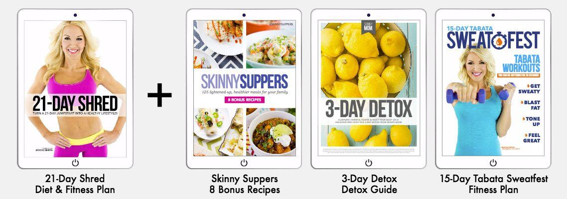 20 ways to slim down