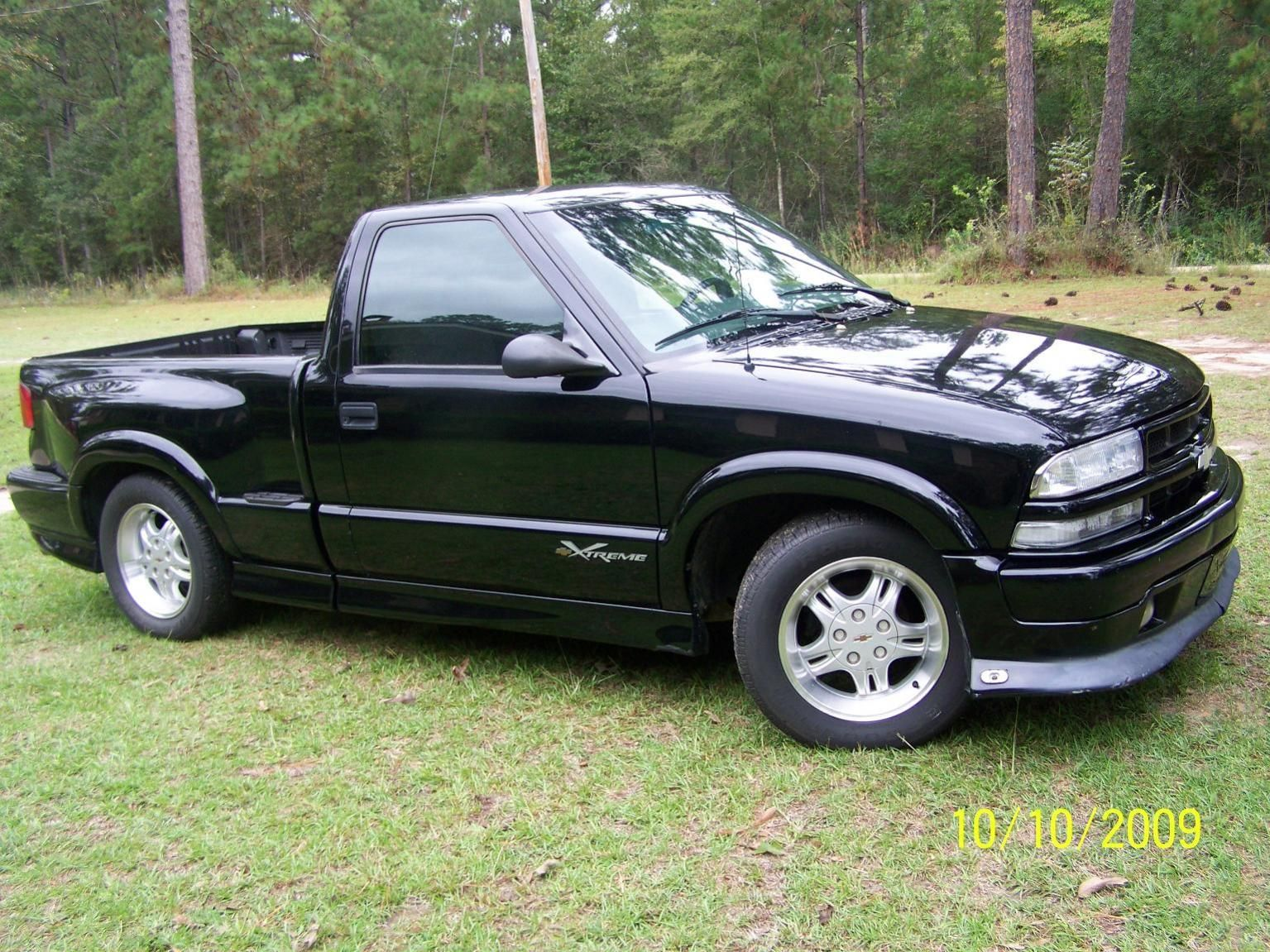 Chevrolet S10 Xtreme Chevy S10 Chevy Small Trucks