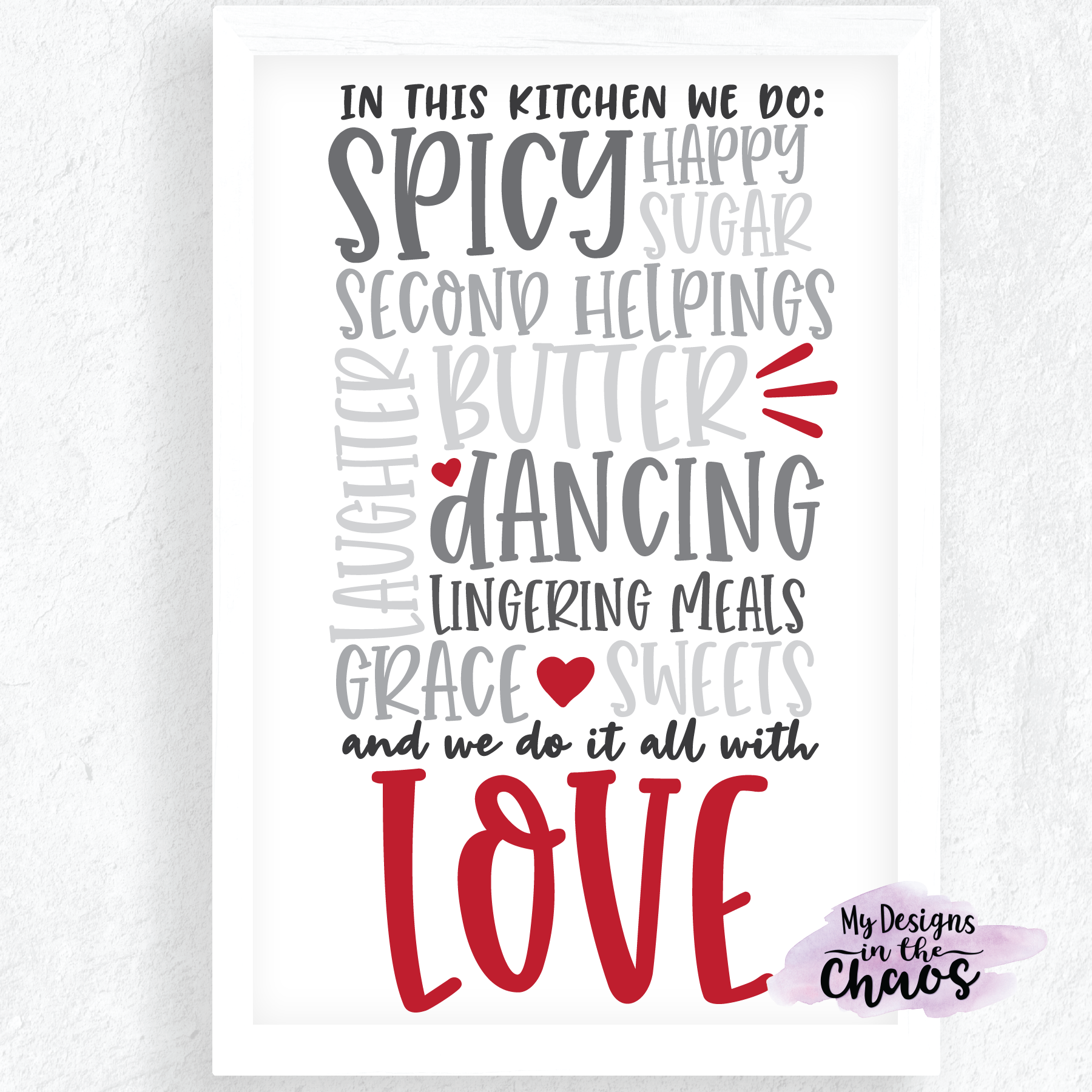 Download Free Kitchen SVG   Sign quotes, Svg, My design