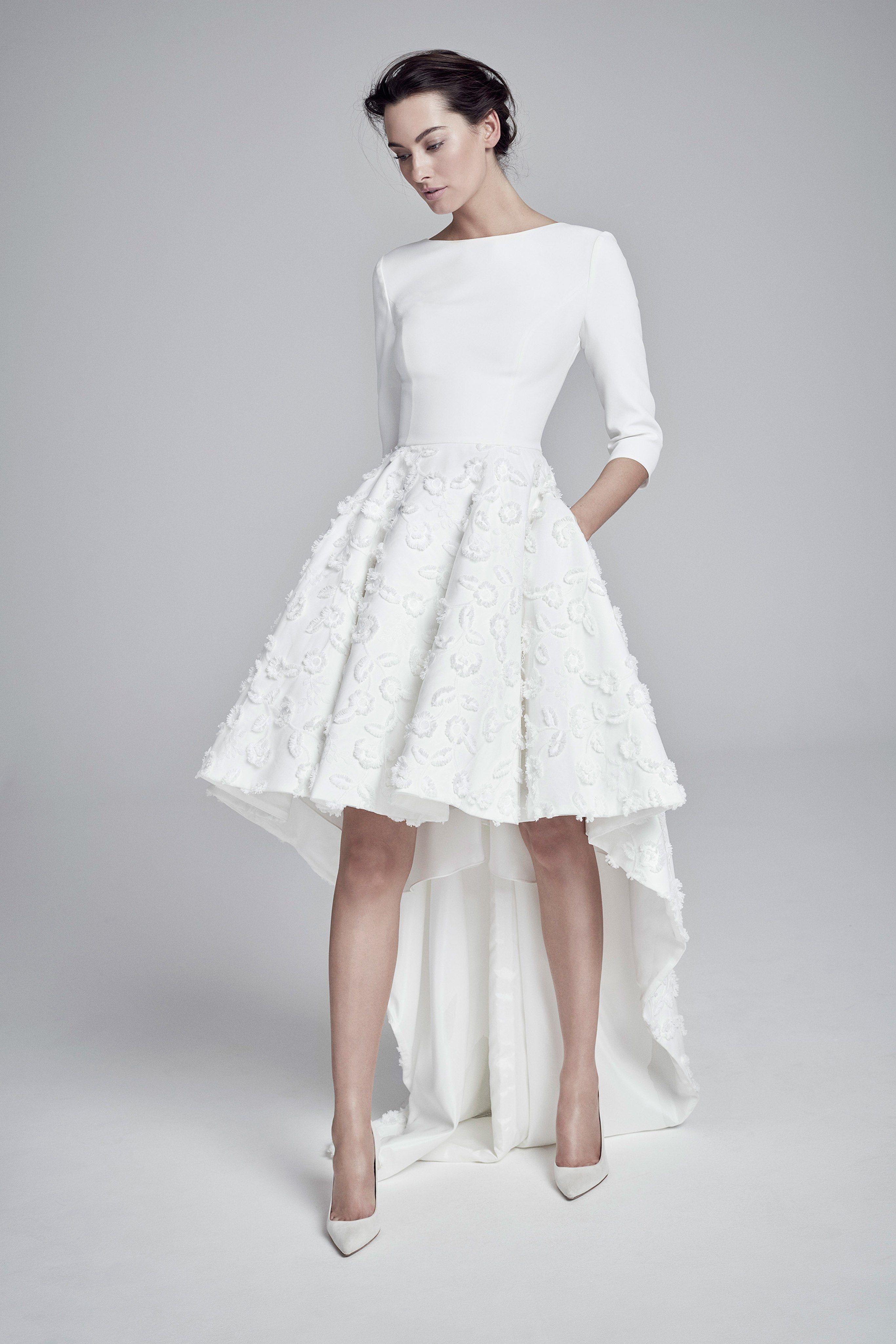 Suzanne Neville Bridal Spring 2020 Fashion Show