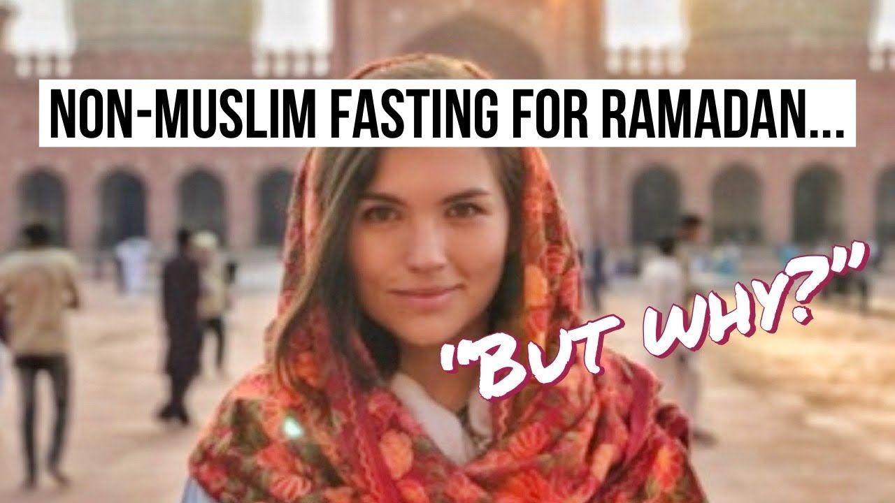 Eva Zu Beck | I Tried Fasting for Ramadan (Non-Muslim)