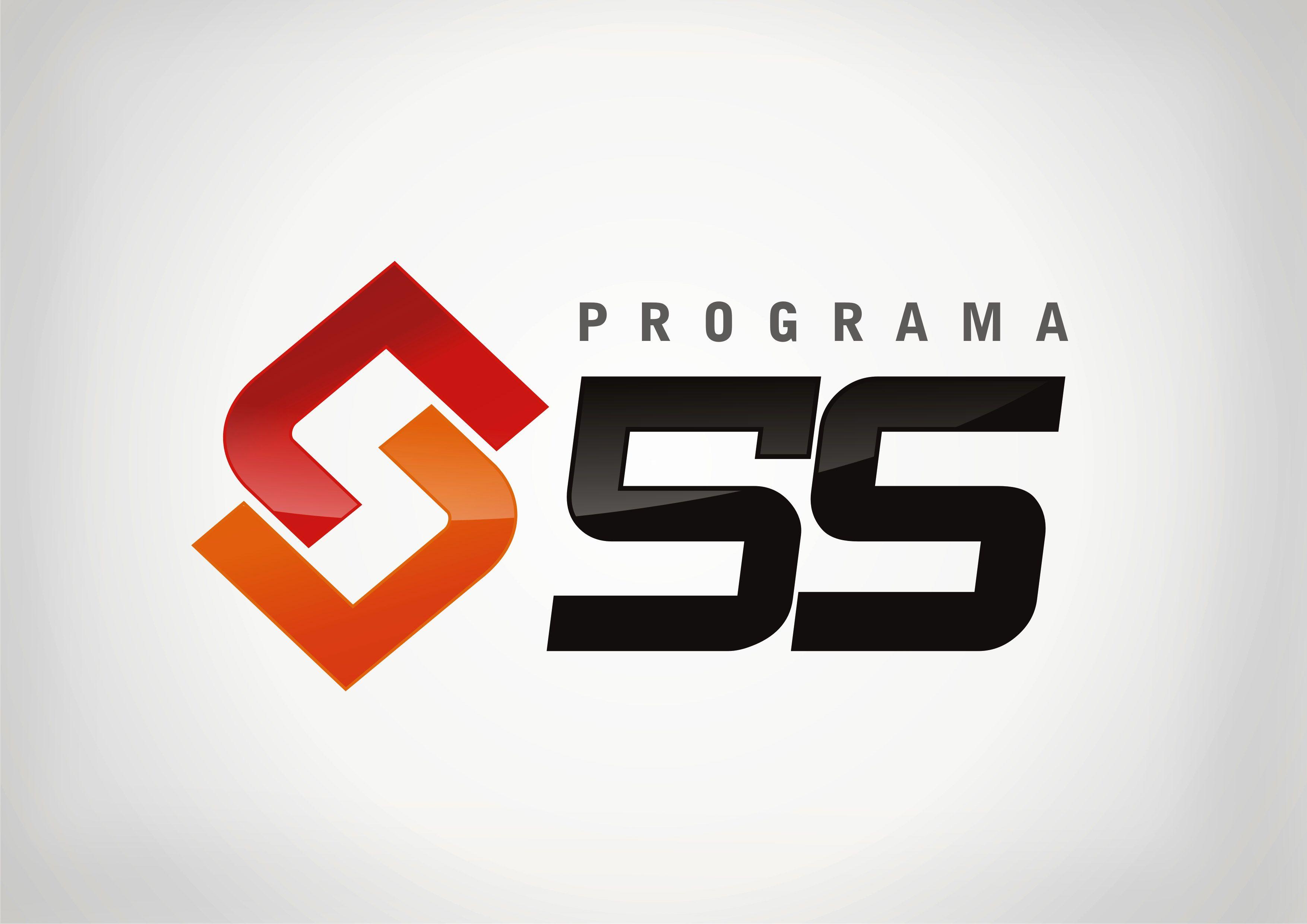 Programa 5s Com Imagens Programa 5s Logomarca Identidade Visual