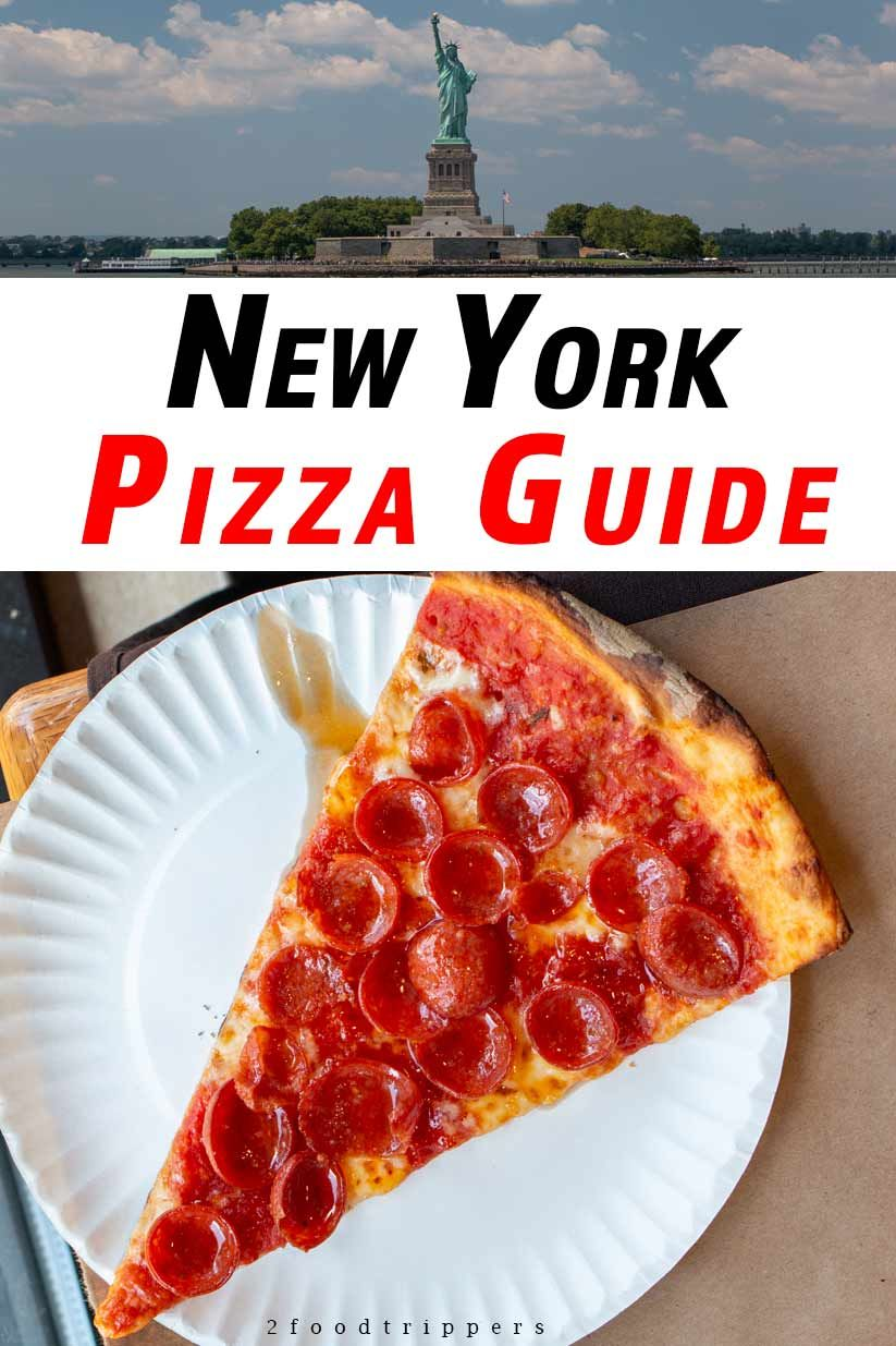 New York Pizza Guide New York Pizza Foodie Travel Travel Food