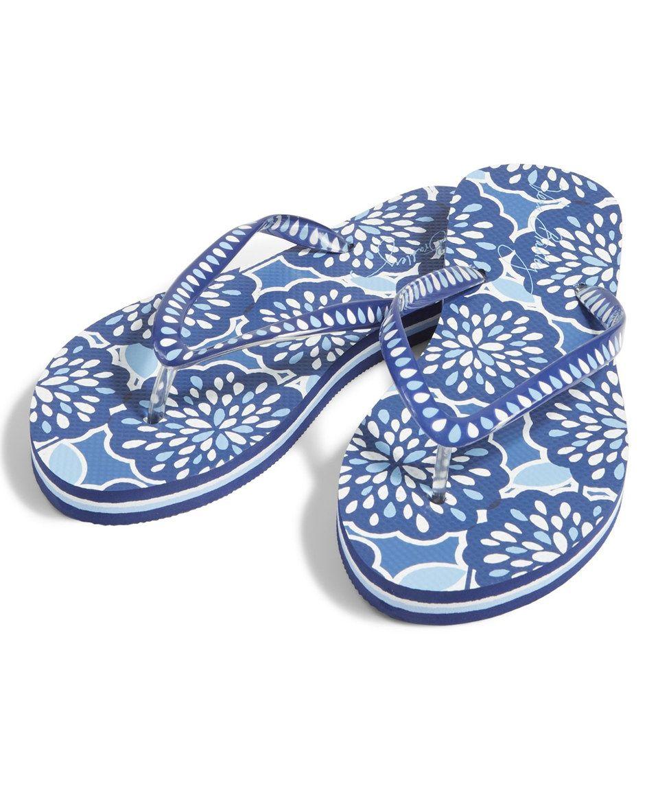 f20a07e60 Love this Petal Splash Flip-Flop by Vera Bradley on  zulily!  zulilyfinds