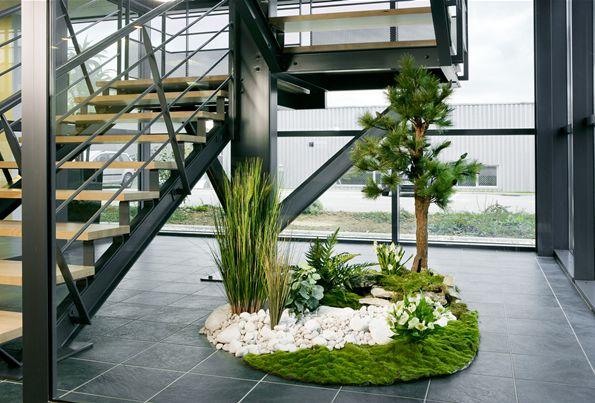 Home Vegetal Ralise Des Jardins DInterieur De Plantes