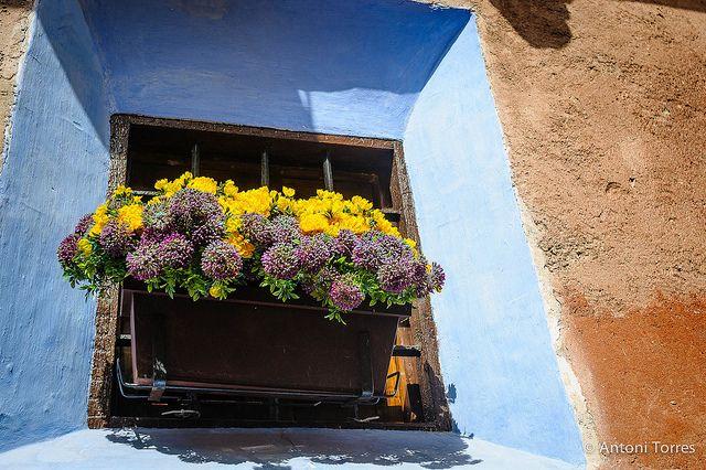 Colorido. Albarracín